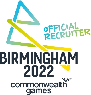 Birmingham 2022 Official recruiter logo